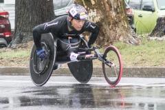 wheelchair racer Hiroki Nishida from Japan