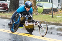 wheelchair racer, Tiaan Bosch