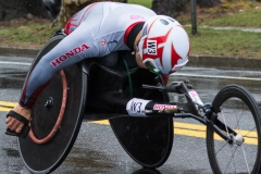 Hiroyuki Yamamoto - wheelchair racer