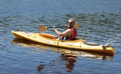 Dan kayaking (MWCIL)