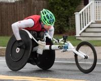 Jason Fowler (W43) from Boston(!) 1:56:40