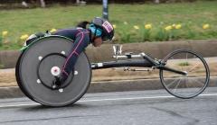 Aline Rocha (W109) from Brazil 1:59:29