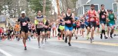 Men runners