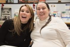 Mikaela (MWCIL) and Linda