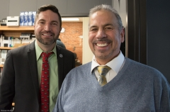 Representative Jack Lewis and Dave (MWCIL)