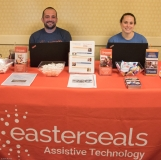 Exhibitor - Easter Seals Assistive Technology