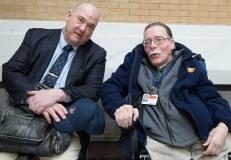 Ed Carr, MWRTA and Paul Spooner, MWCIL