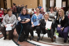 Staff from Disability Resource Center of Salem