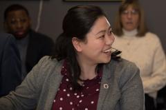 Representatives Maria Robinson