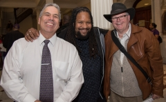 David Correia (MWCIL) and Courtland Townes (Boston CIL) and Steve Higgins (IA)