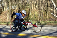 woman wheelchair winner - Shirley Reilly