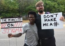 The People's spotlight on stigma. Don't make me a #.