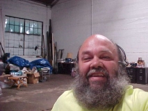 Self Image taken by Roland in is Garage in PA