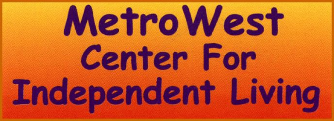 MetroWest Center for Independent Living logo