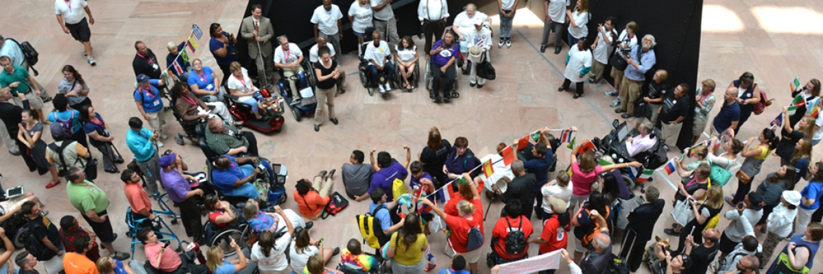 2014 Senate Action for Disability Treaty